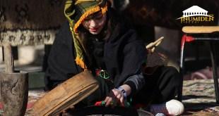 صور من تظاهرة ينّار في بلاد إيشاوين - صورة عادل بدر الدين