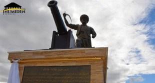 تمثال عروج بربروس بعين تيموشنت