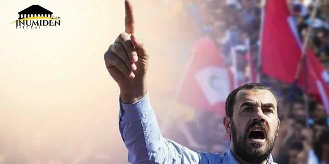 المناضل ناصر الزفزافي  قائد حراك الريف