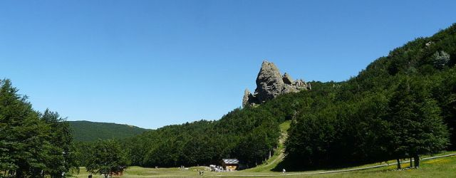 The Monte Bue (literally Ox Mountain) is a peak which is part of the group […]