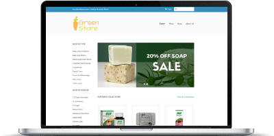 Honest Green TurnKey Website