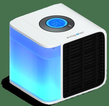 Evapolar: El aire acondicionado portátil - Inventos y Gadgets