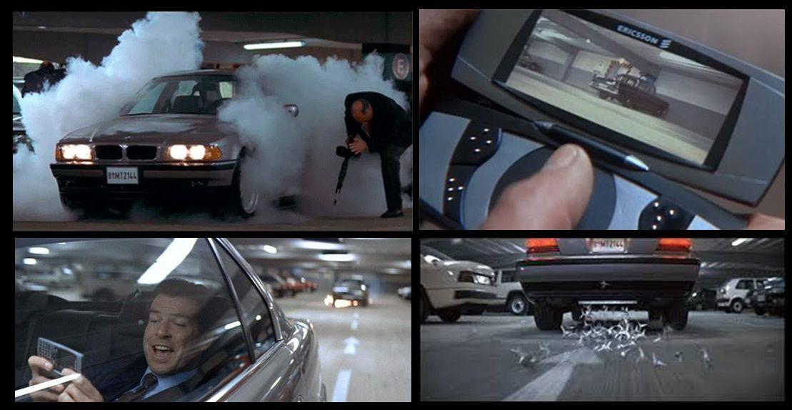 Control remoto del automóvil desde el smartphone