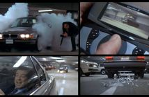 control remoto del automóvil