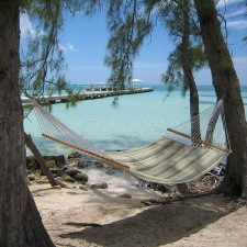 Why an offshore pension - Rum Point, BWI