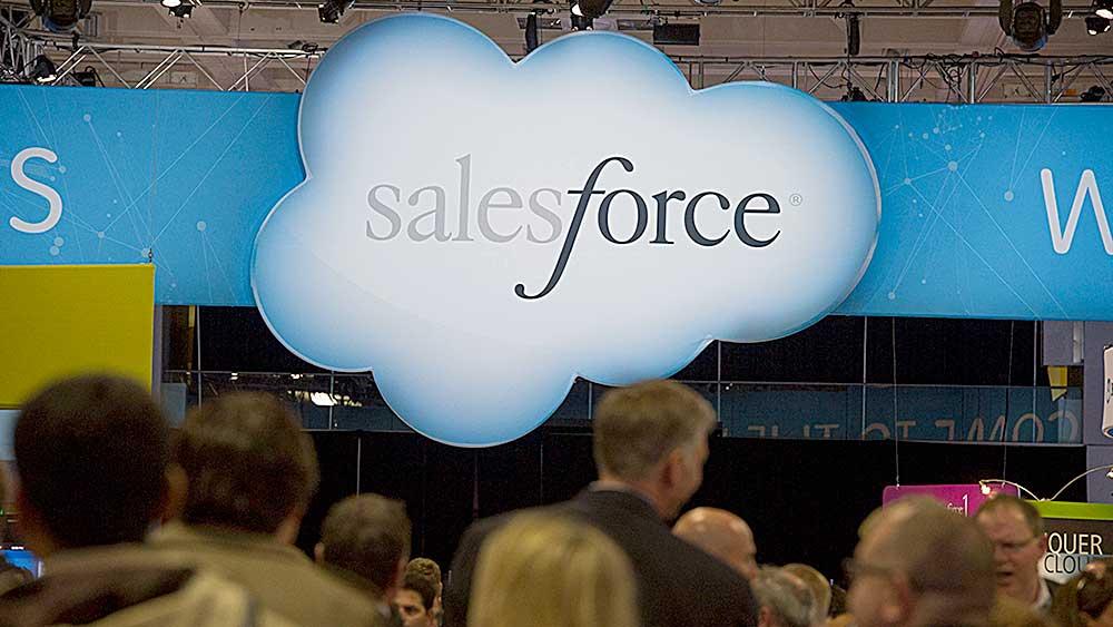 Salesforce-Microsoft Office 365 Deal \u0027Delivering Real Dividends