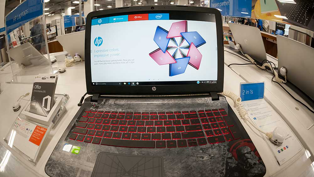 HP Pushes PC Market Back On Growth Path For First Time In Five Years - in five years time