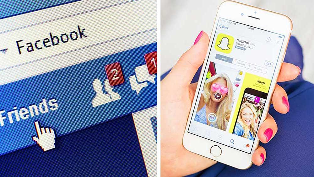 Snap Vs Facebook Can Snapchat\u0027s Parent Zoom Like Zuckerberg