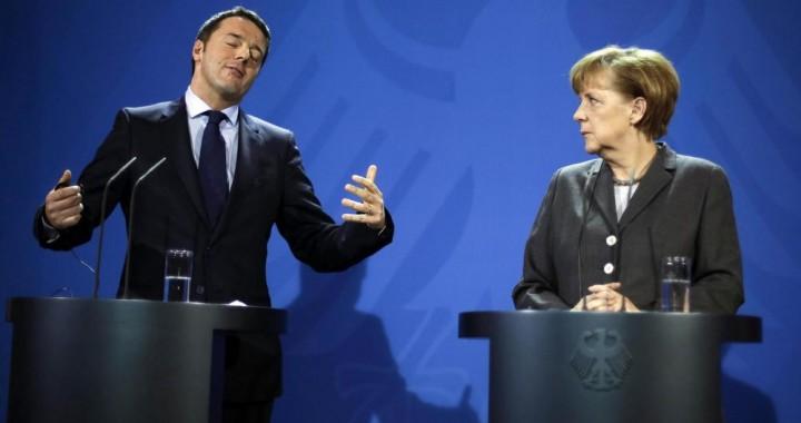 Era Trump: Renzi ignorato, Merkel capo dei democratici