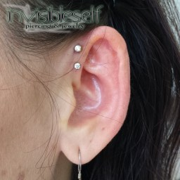 Cartilage Piercings Various INVSELF35