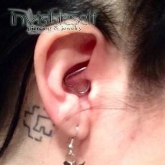 Daith Piercings INVSELF13
