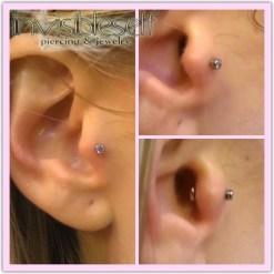 Tragus Piercings INVSELF1