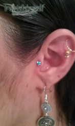 Tragus Piercings INVSELF7