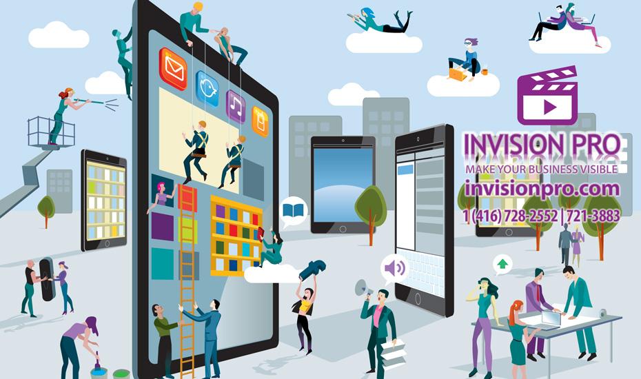 How to Create Amazing Marketing Video Create Original Content - create graphics