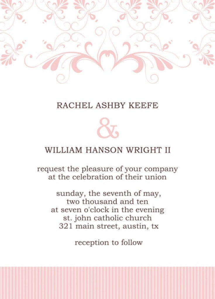 blank_wedding_invitation_templates_free-2jpeg - wedding announcement template free