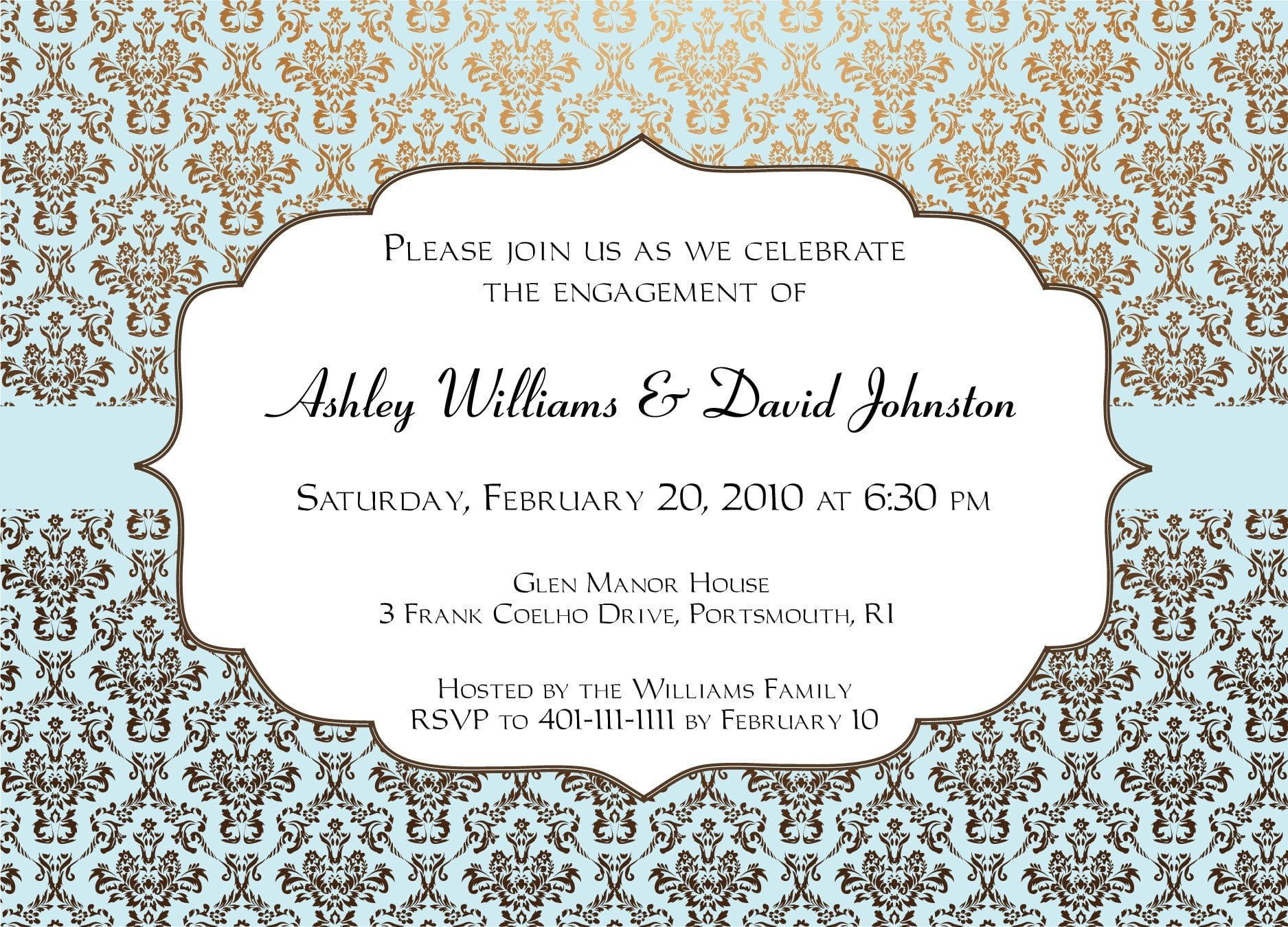 Free Party Invites Templates – Housewarming Invitations Templates