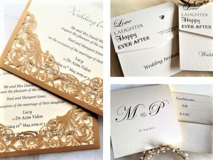 Affordable Wedding Invitations Cheap Personalised