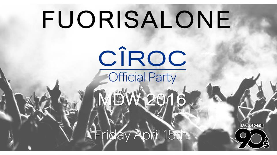15.04 Ciroc Official Party