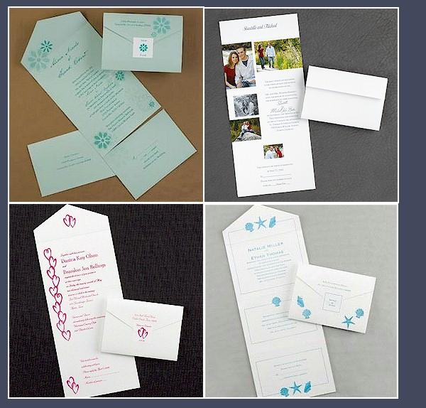Budget Friendly Wedding Invite