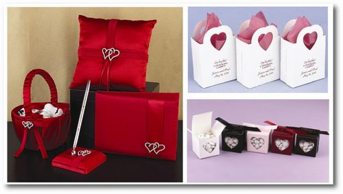 Valentine\u0027s Day Themed Wedding