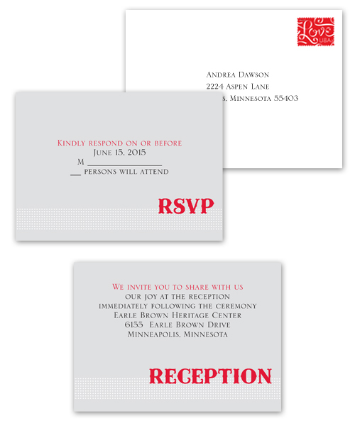 wedding invitation response card Archives Advice and Ideas