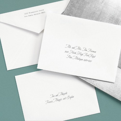 What\u0027s the difference between inner and outer envelopes?