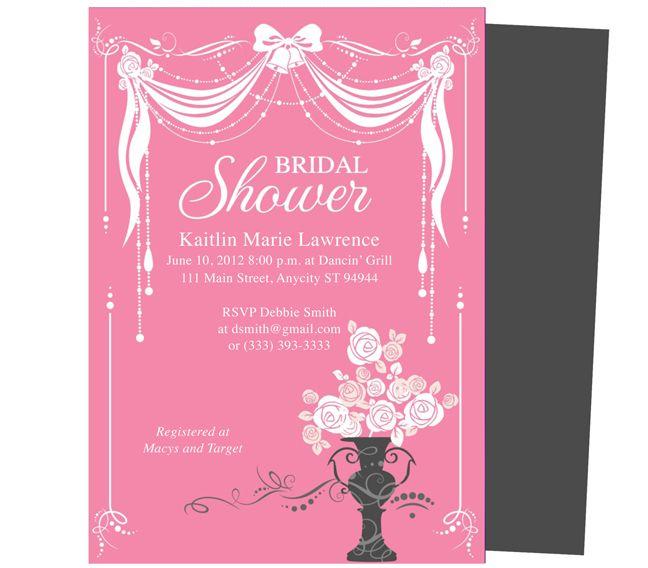 free wedding invitation templates for word 2007 - Onwebioinnovate