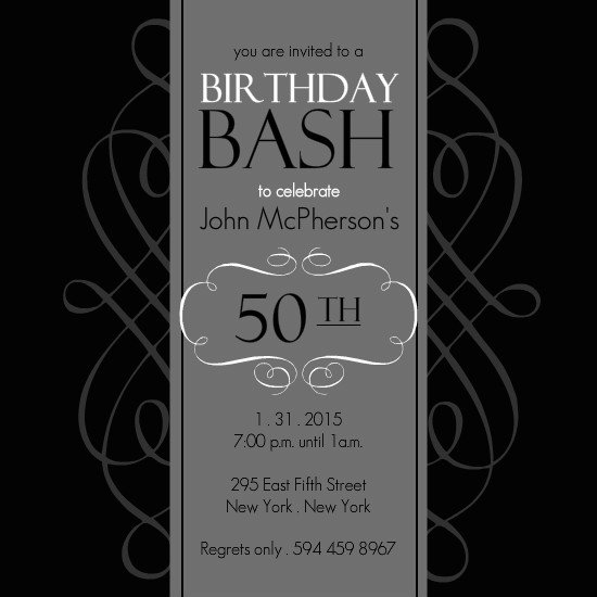 40Th Birthday Invitation Free Download \u2013 orderecigsjuiceinfo