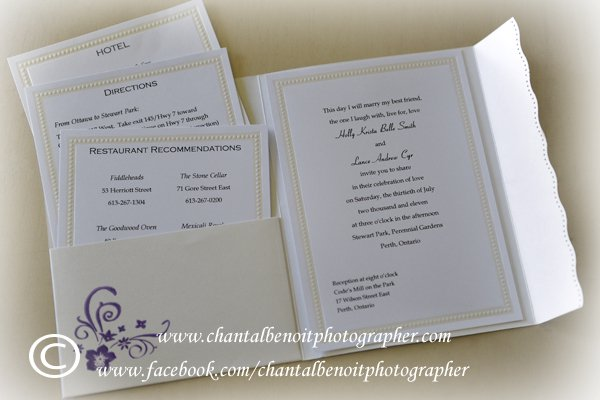 Directions To Include In Invitations