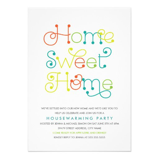free housewarming invitations templates