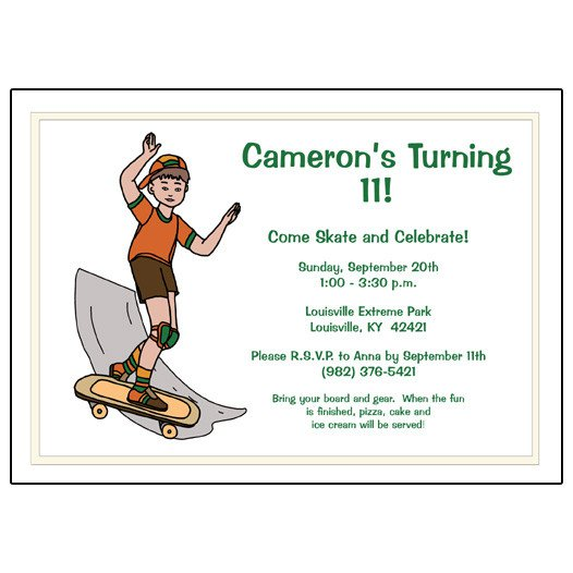 where to print party invitations