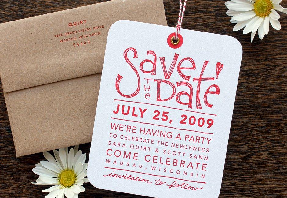 Post Wedding Bbq Invitations