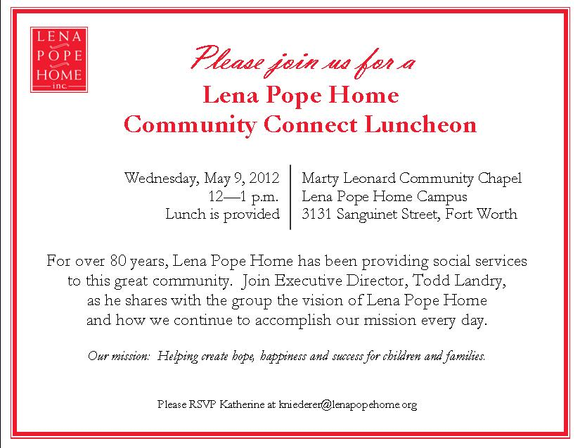 Sample Luncheon Invitations Templates - lunch invitation templates
