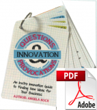 Innovation Questions & Provocations Cards (Digital Download – PDF)