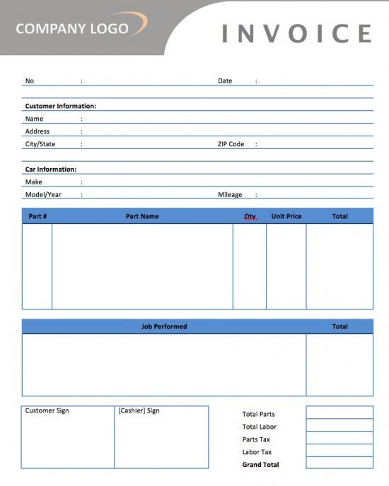 Photography Invoice Template The Best Freelance Invoice Template - photography invoice template