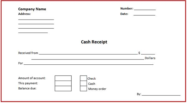 Invoice Receipt Template Word invoice example - create a receipt in word