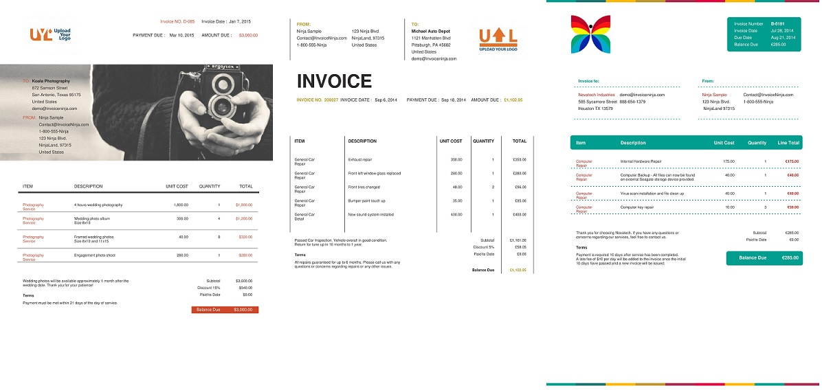 5 Ways Freelancers Can Improve the Design of Their Invoice Templates