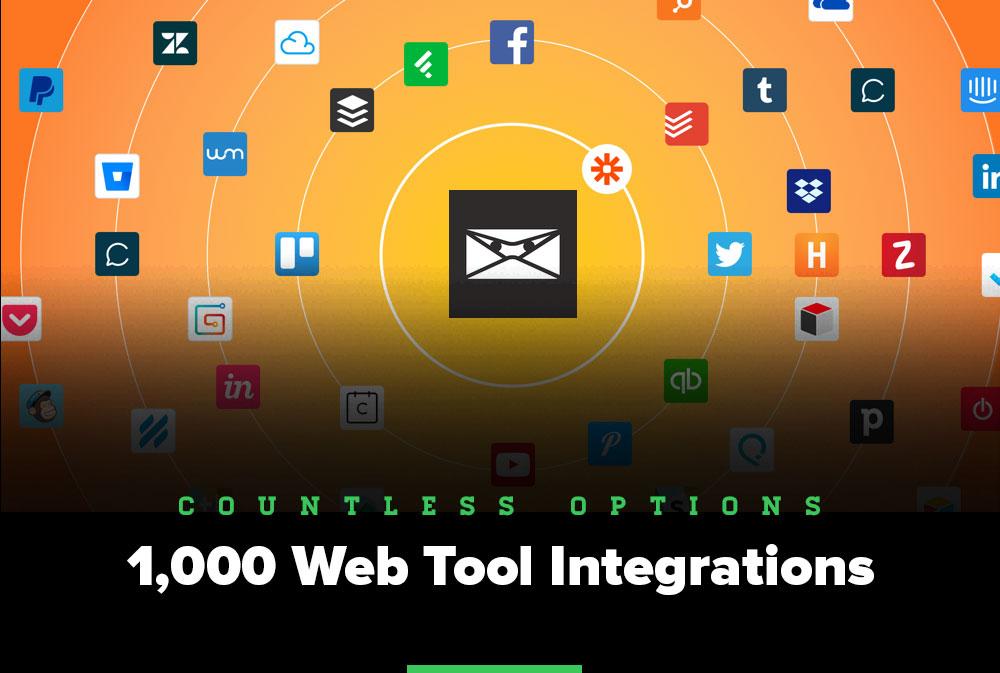 Invoice Ninja Integrates With 1,000 Web Tools! Invoice Ninja - invoice web app