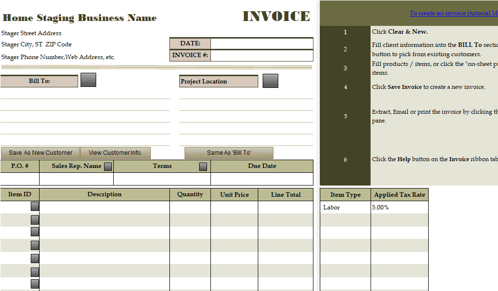 free excel quote templates