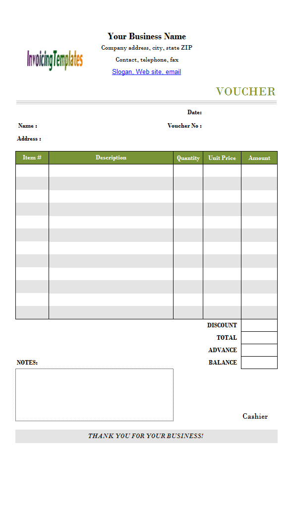 how to prepare an invoice for payment