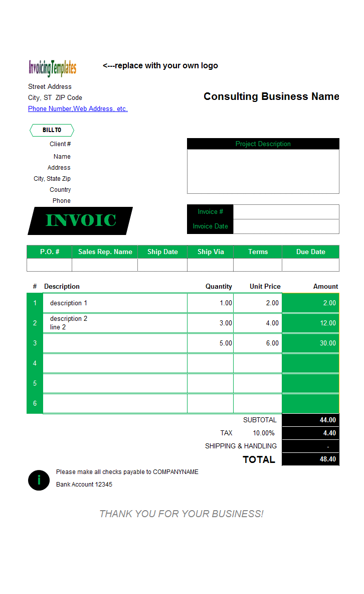 bill of sale free download