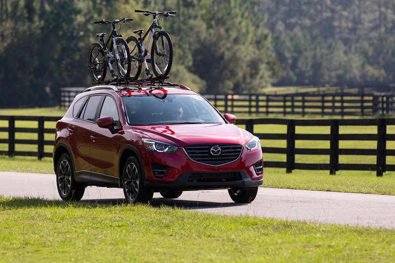 When Two Rows Will Do The Mazda Cx 5 Is More Than Enough