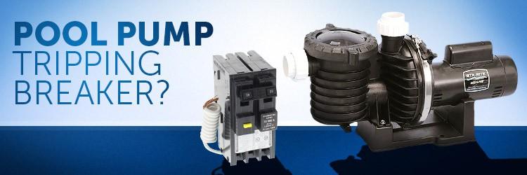 Pool Pump Trips Breaker / GFCI - INYOPools