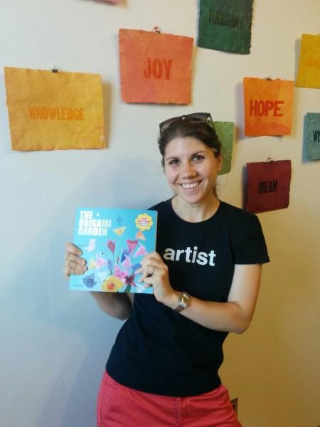 The Origami Garden - Ioana Stoian