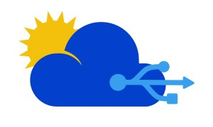 Cloudy with a Chance of Technology Logo