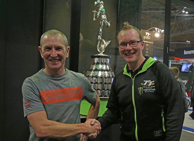 New long-term sponsorship deal for RST Motorcycle Clothing - iomtt