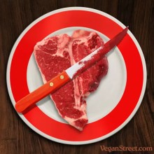 5 reason to stop to eat meat