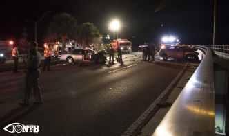 Three people killed in violent crash on Bryan Dairy Road west of Starkey Road