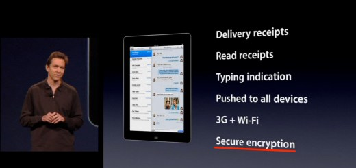 iMessage Security
