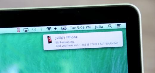 iBetterCharge on Mac